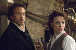 Holmes and Adler