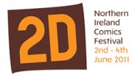 2-D Comic Book Festival