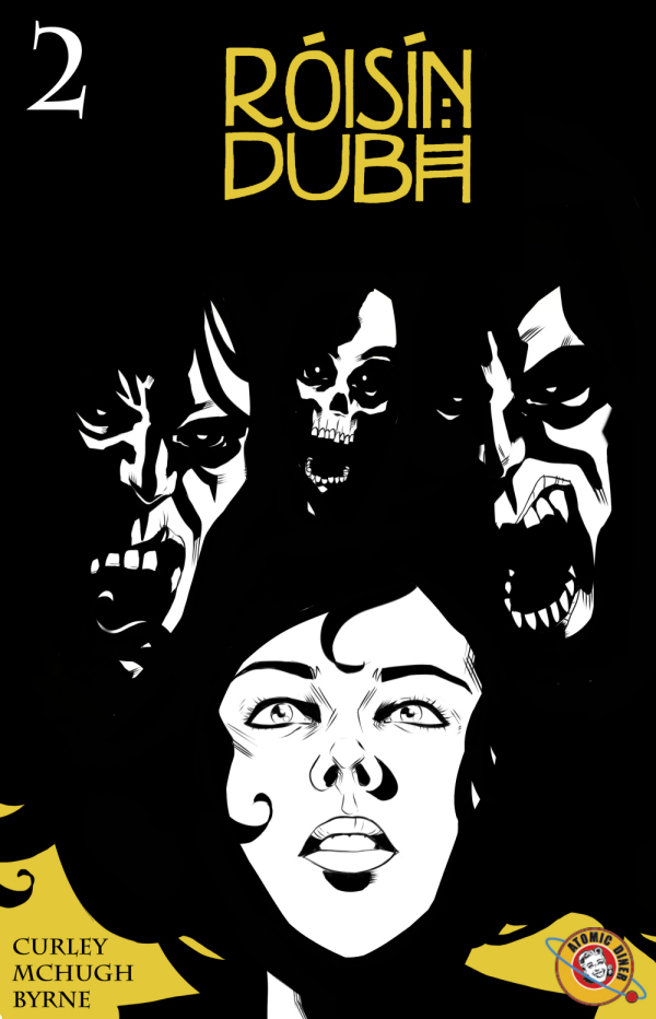 Róisín Dubh, Vol 1, issue 2