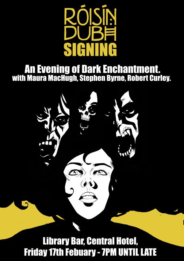 Róisín Dubh signing
