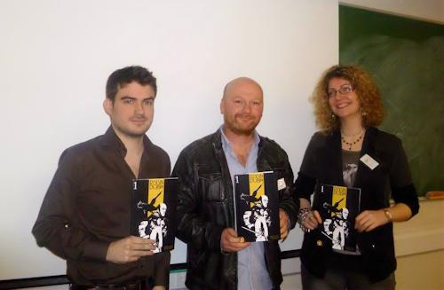 Stephen, Robert & Maura